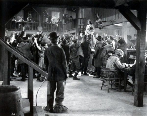 Image result for the gold rush 1925